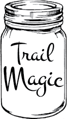 Donate to the Trail Magic jar