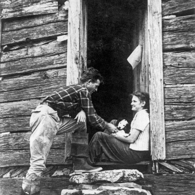 Tillie & Roy Wood