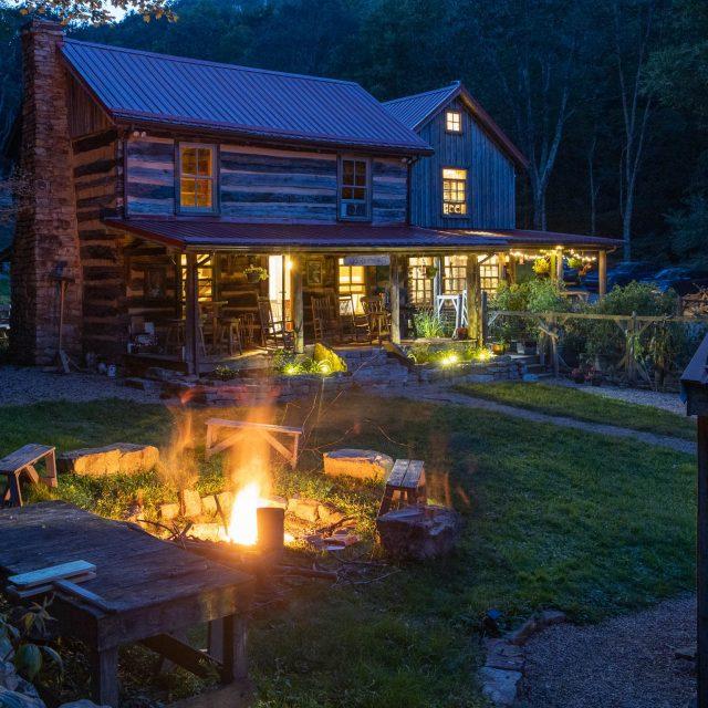 woods-hole-hostel-fire-pit